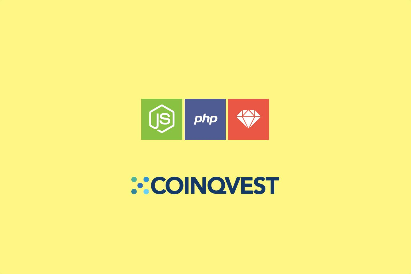 COINQVEST SDKs